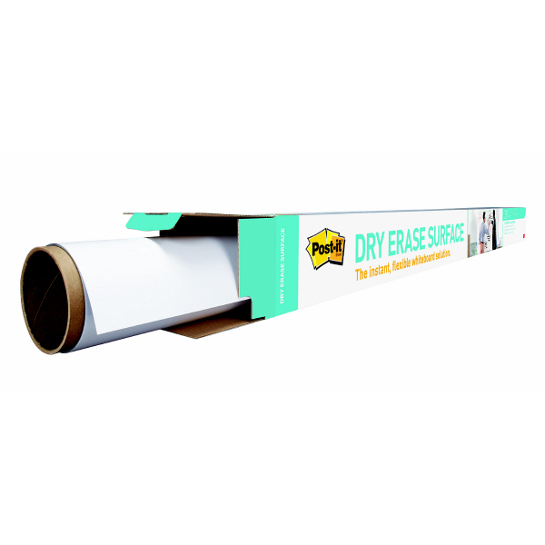 ポスト・イット ホワイトボードフィルム 900×1200mm DEF 4×3 1パック (直送品)