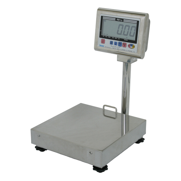 防水型卓上デジタル台はかり DP-6700L 30kg 検定品 DP-6700LK-30-3 大和製衡 (直送品)