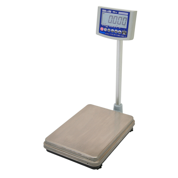 高精度デジタル台はかり 120kg 検定品 DP-6800K-120-3 大和製衡 (直送品)