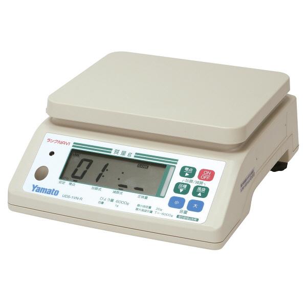 音声ランク選別機 ランクNAVI 6kg UDS-1VN-R-6 大和製衡 (直送品)