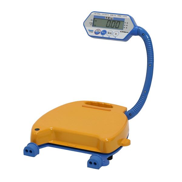 ポータブルデジタル台はかり スカラボンIII 32kg 検定品 DP-8501K-32-2 大和製衡 (直送品)