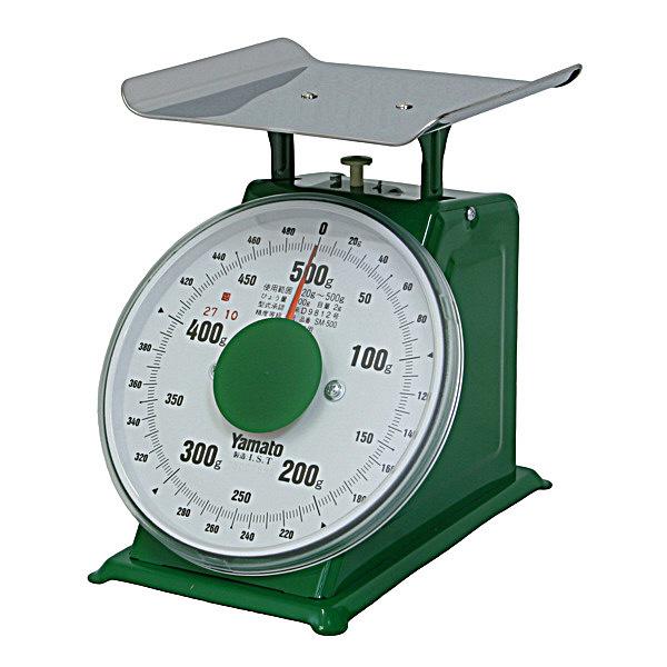 中型上皿はかり 500g SM-500 大和製衡 (直送品)