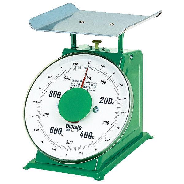 中型上皿はかり 1kg SM-1 大和製衡 (直送品)