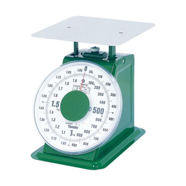普及型上皿はかり 2kg 検定品 SDX-2 大和製衡 (直送品)