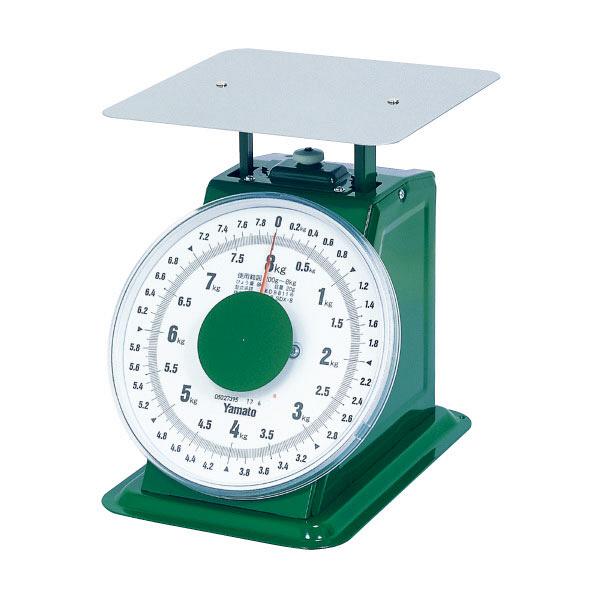 普及方上皿はかり 8kg SDX-8 大和製衡 (直送品)
