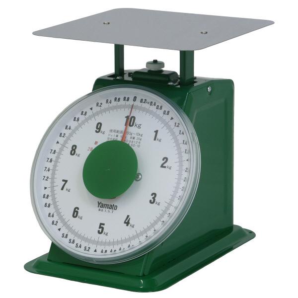 普及方上皿はかり 10kg SD-10 大和製衡 (直送品)