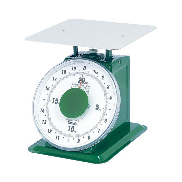 大型上皿はかり 20kg SDX-20 大和製衡 (直送品)