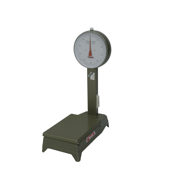 小型自動台はかり 50kg D-50S 大和製衡 (直送品)