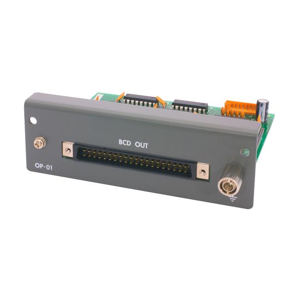 AD-4328用パラレルBCD出力 AD4328-01 エー・アンド・デイ (直送品)