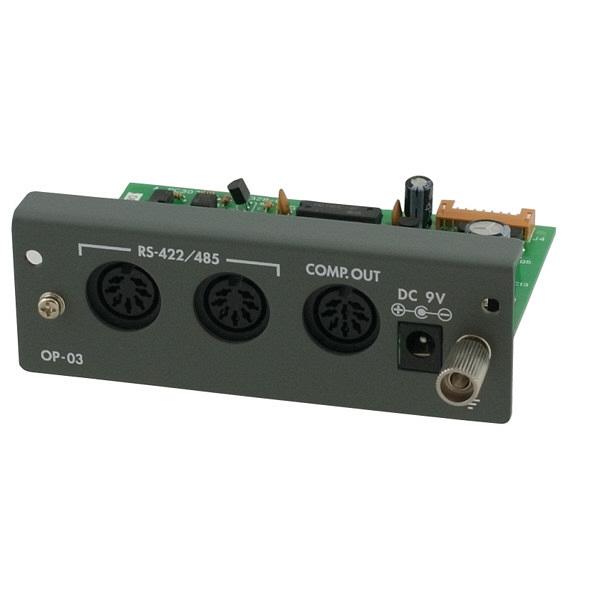 AD-4328用RS-422/485入出力+リレー出力 AD4328-03 エー・アンド・デイ (直送品)