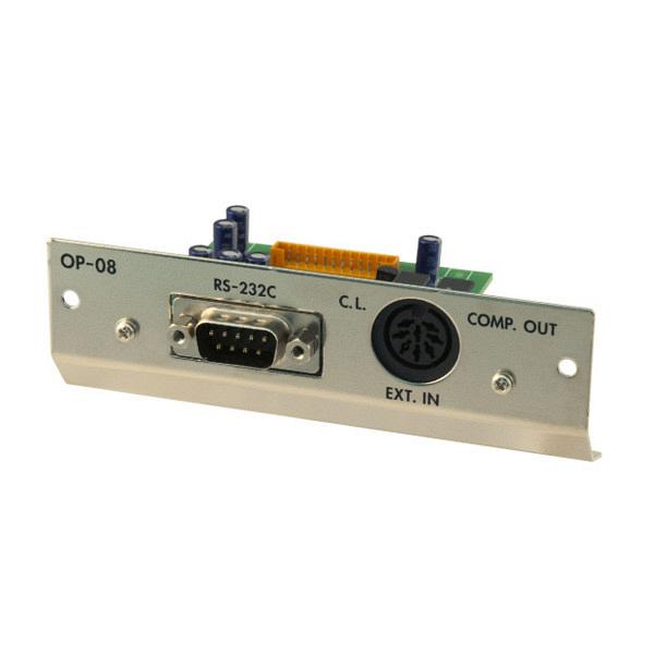 AD-4405A用RS-232C入出力+リレー+コントロール入力 AD4405-08 エー・アンド・デイ (直送品)