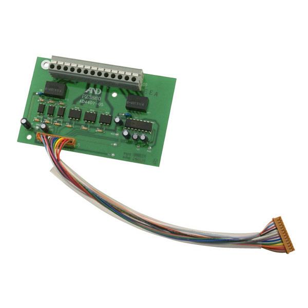 AD-4407A用RS-232C+リレー出力+コントロール入力 AD4407-05 エー・アンド・デイ (直送品)