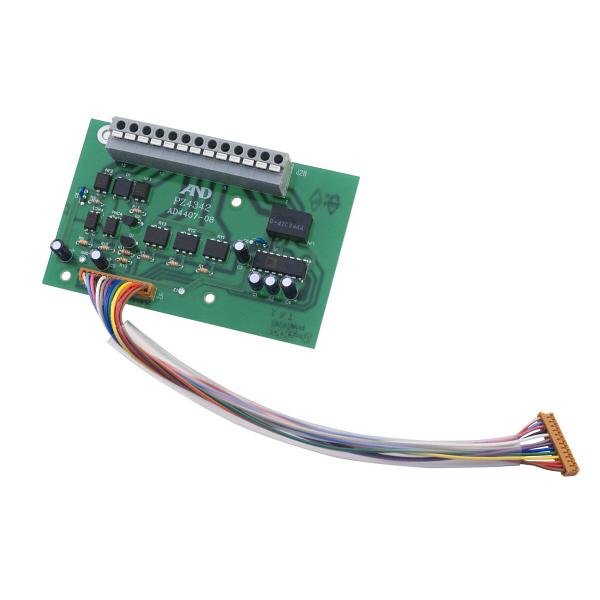 AD-4407A用RS-232C入出力+リレー+コントロール入力 AD4407-08 エー・アンド・デイ (直送品)