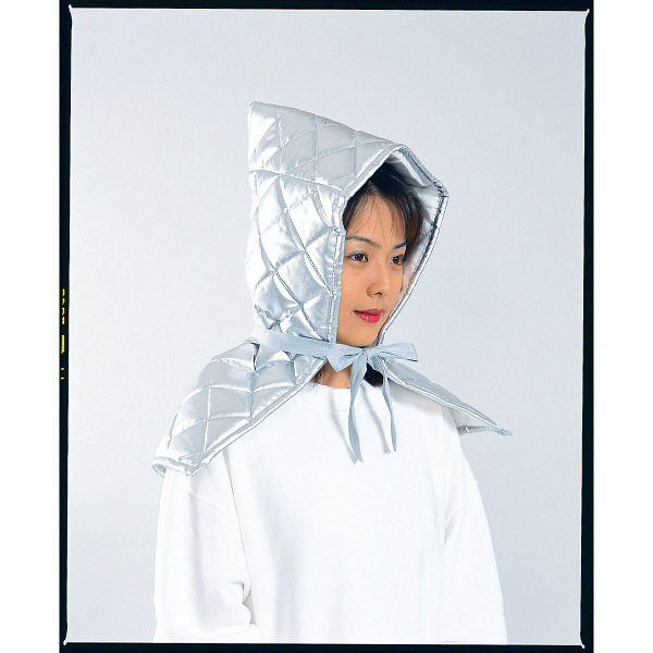 シルバー防災頭巾 7011 東京都葛飾福祉工場 (直送品)