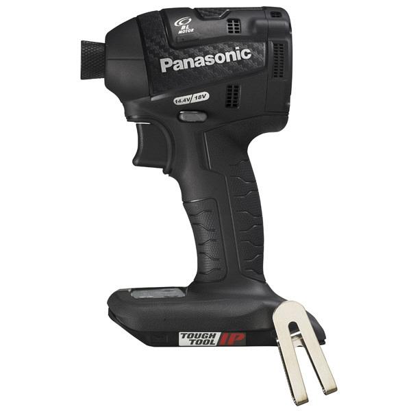 パナソニック Panasonic 充電インパクトドライバ 本体のみ ブラック EZ75A7X-B 1台 (直送品)