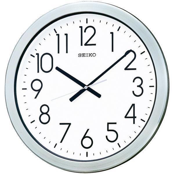 セイコークロック 防湿防塵クオーツ時計