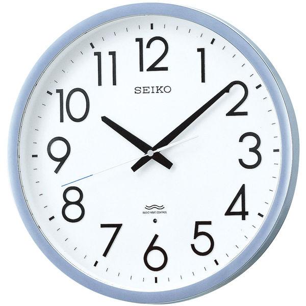 SEIKO(セイコークロック) 電波掛時計 KS265S 1個 (直送品)