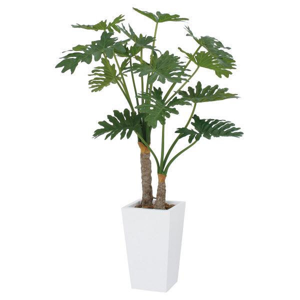 タカショー 人工観葉植物 セローム  2本立 1.4m