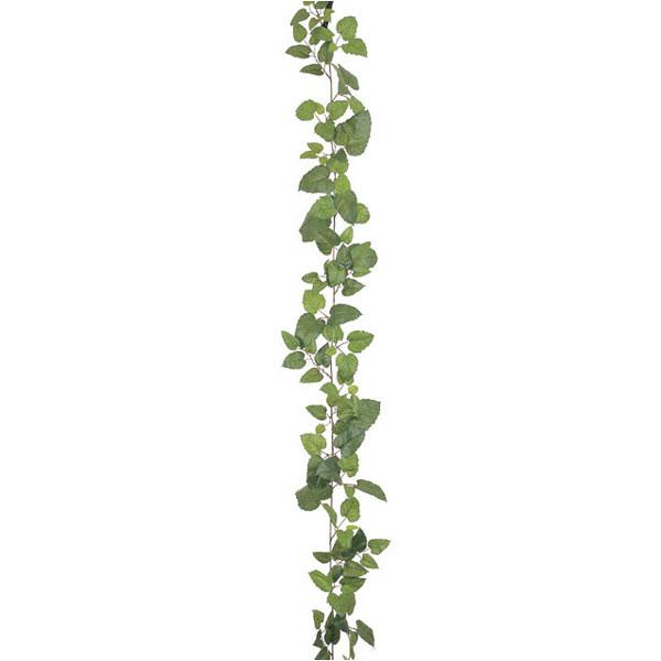 タカショー 人工観葉植物 ガーランド  シーサス ワイヤー入 180cm 1セット(6本入)