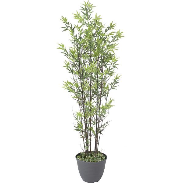 タカショー 人工観葉植物 黒竹 7本立  1.8m