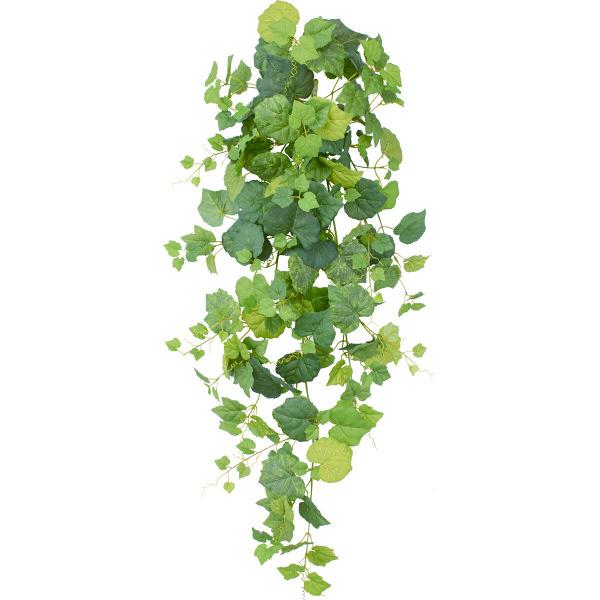 タカショー 人工観葉植物 グレープハンギング 100cm 1セット(2本入 )