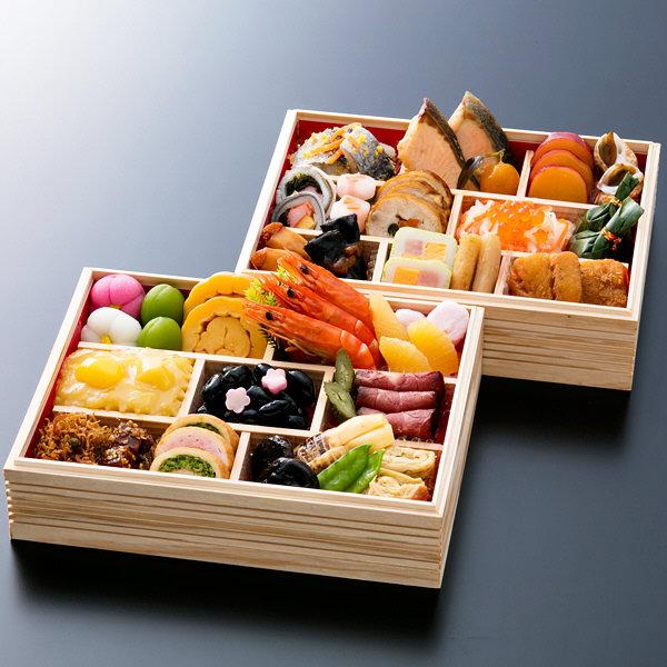 京都センチュリーホテル京料理嵐亭和の二段