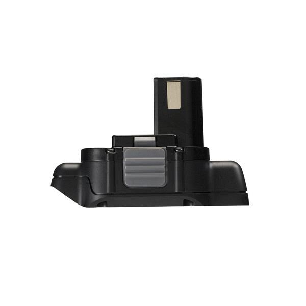 パナソニック Panasonic 電池アダプタ・リチウムイオン14.4V/ニッケル水素12V変換 EZ9740 (直送品)