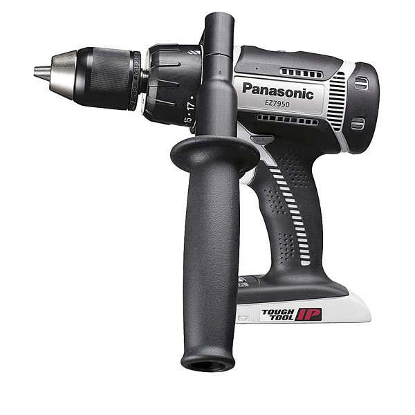 パナソニック Panasonic 充電振動ドリル&ドライバー グレー EZ7950X- (直送品)