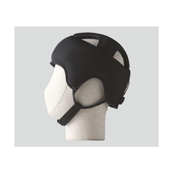 特殊衣料 保護帽[アボネットガードA メッシュ]M ブラック 2073 1個 8-6557-04(直送品)