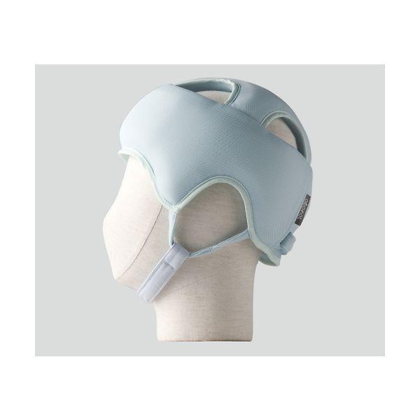 特殊衣料 保護帽[アボネットガードA メッシュ]L ブルー 2073 1個 8-6558-01(直送品)