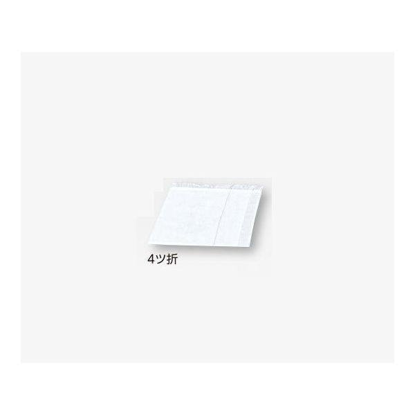 大和工場 ガーゼ 4ツ折 300×300mm 226365 1袋(300枚) 8-7685-02(直送品)