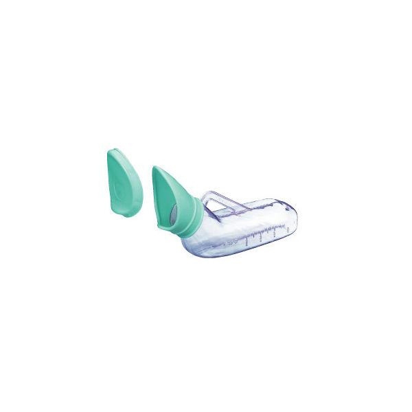 ピジョン(PIGEON) 尿器 (透明タイプ/女性用) 10629 1セット(2個) 8-2067-02(直送品)