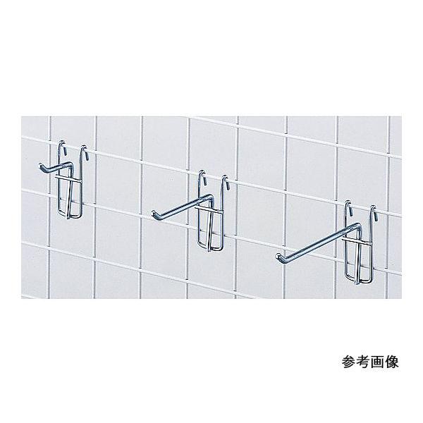 アズワン ネット用フック(φ100mm) L10cm 61-427-17-2 1セット(5個:1個×5セット) 8-5257-12(直送品)