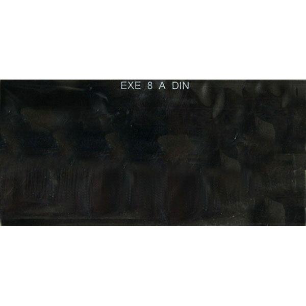 三共コーポレーション 色ガラス #8(溶接面用) 1枚袋入り #8 (直送品)