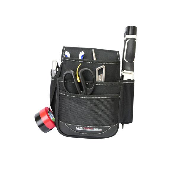 三共コーポレーション DBLTACT 腰袋 DT-27-BK (直送品)