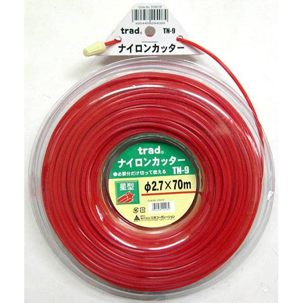 三共コーポレーション trad ナイロンカッター(星) TN-9 (直送品)