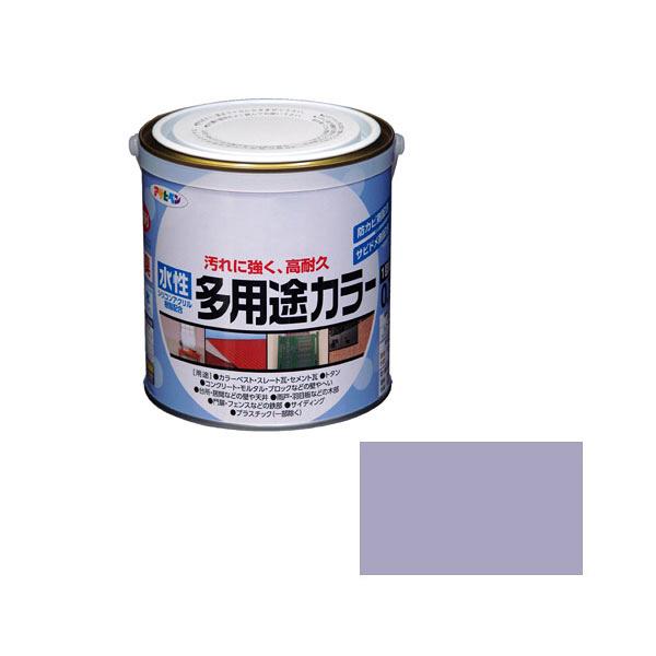 アサヒペン AP 水性多用途カラー 0.7L ペールグリーン as79 (直送品)