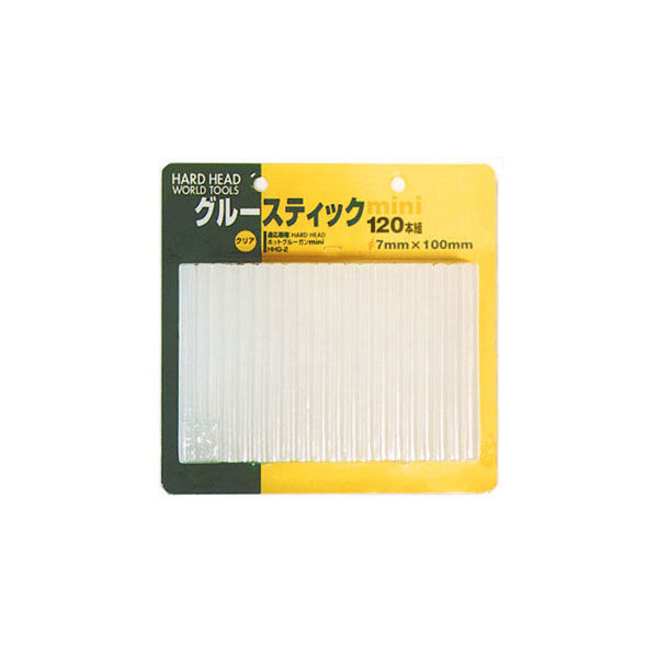 三共コーポレーション H&H グルースティックmini クリア (直送品)