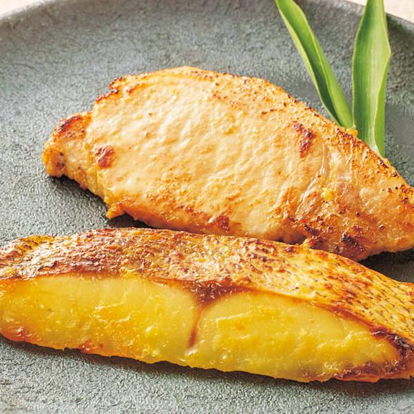 真鯛と讃岐こめ豚の味噌漬セット