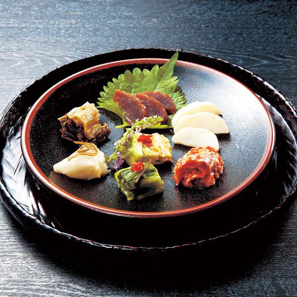 広島菜・秘蔵奈良漬詰合せ