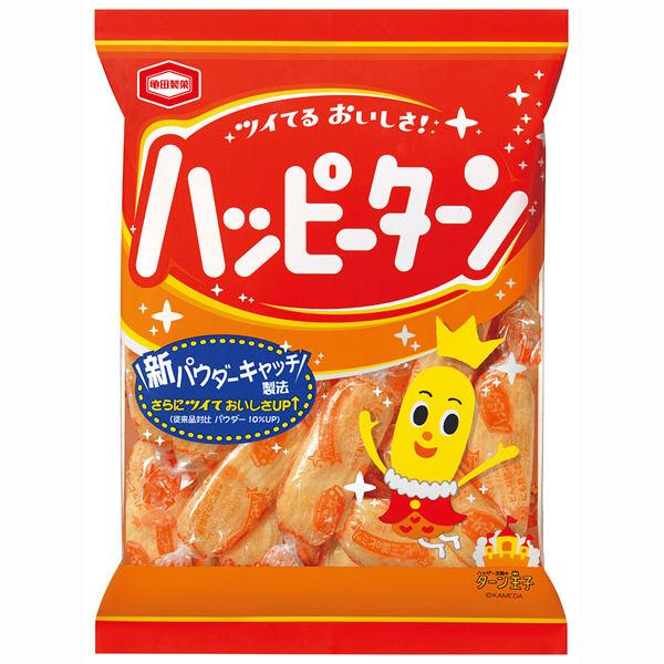 亀田製菓 ハッピーターン 袋 120g