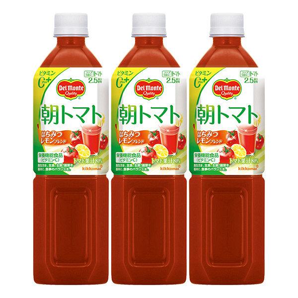 デルモンテ 朝トマト 900g 3本