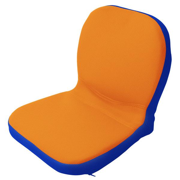 ピーエーエス p!nto kids(ピントキッズ) オレンジ×ブルー クッション 1個 (直送品)