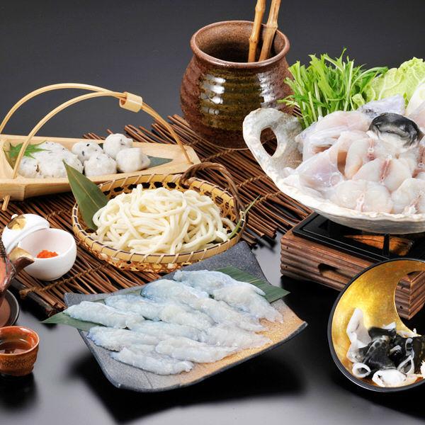 ふく鍋フルコース(4人前)