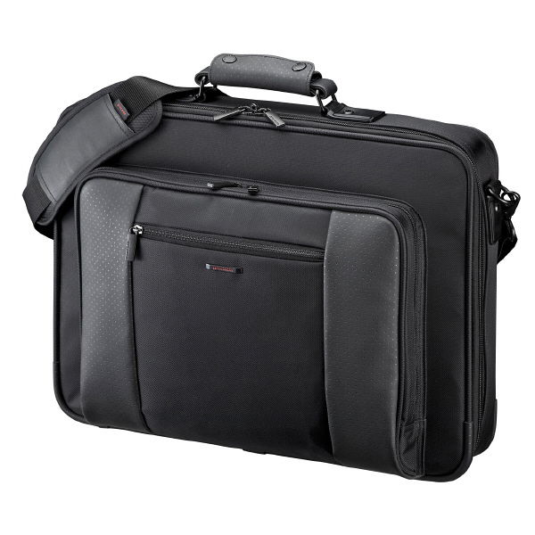 サンワサプライ スマートビジネス ブラック/18.4インチワイドまで対応 BAG-PR8 (直送品)