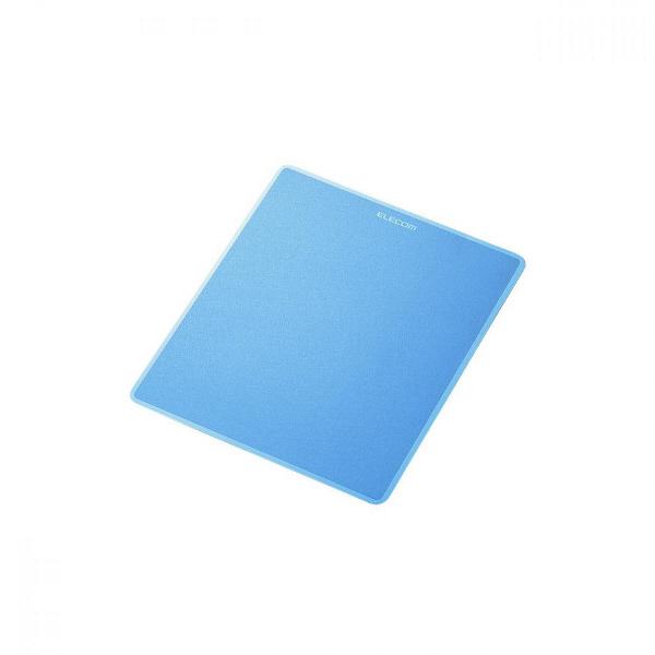 エレコム メタリックマウスパッド ブルー