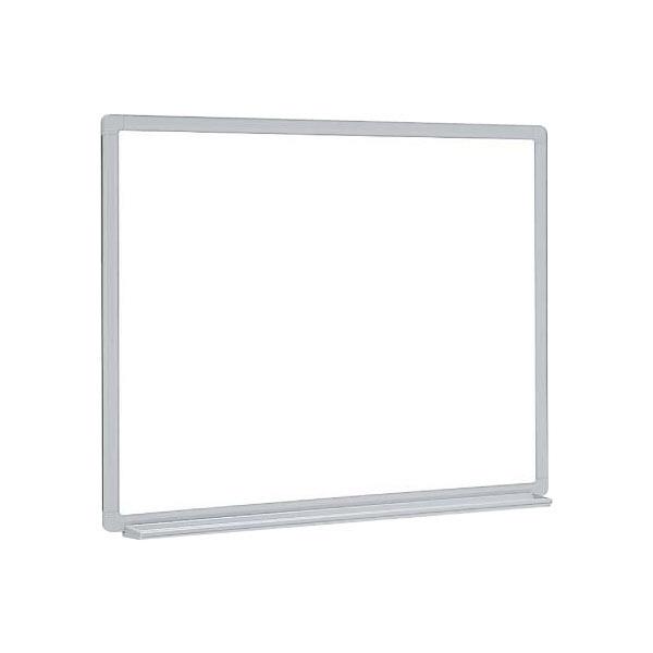 岡村製作所 壁面ホワイトボード 幅900×奥行112×高さ653mm (直送品)