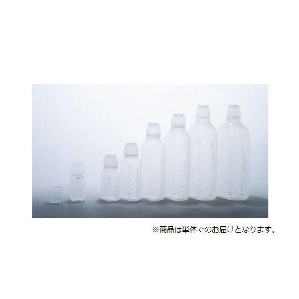 エムアイケミカル 投薬瓶ハイカップ(未滅菌) 2840 1セット(100本:50本入×2梱) 08-2900-11(直送品)