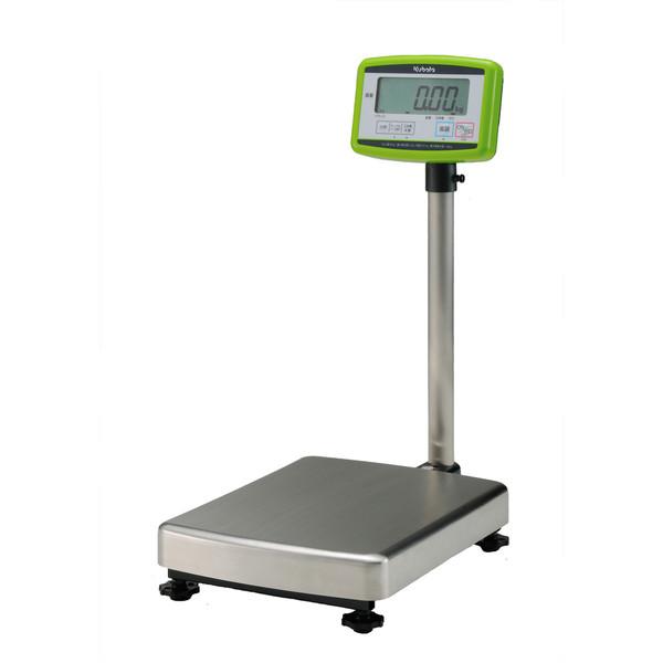 クボタ計装 デジタル台はかり150kg用(検定品) KL-BF-K150A(地区10-14) (直送品)