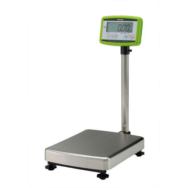 クボタ計装 デジタル台はかり60kg用(検定品) KL-BF-K60A(地区1-3) (直送品)